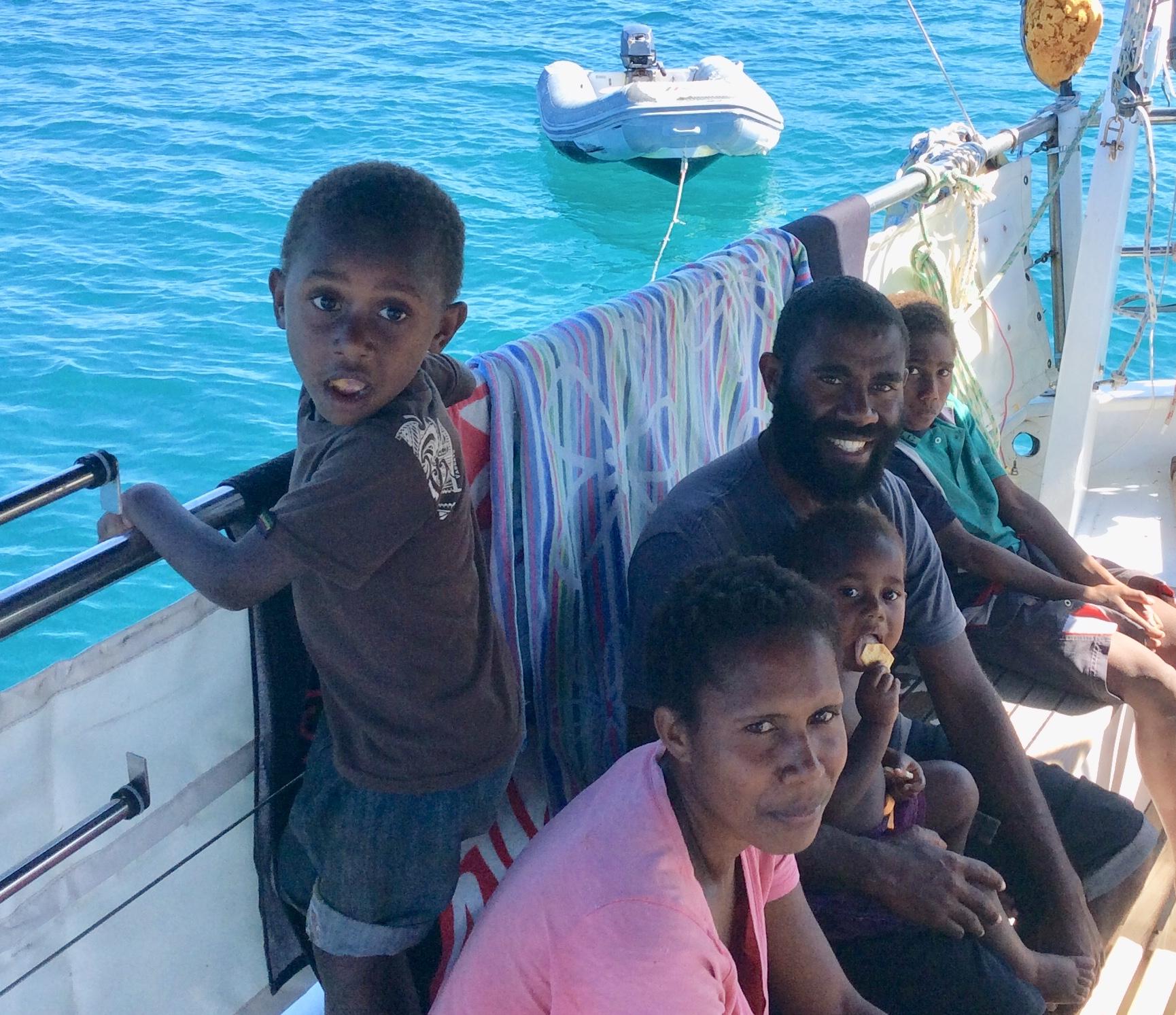 Ni Vanuatu family